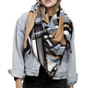 Plaid scarf (Designer Inspired)